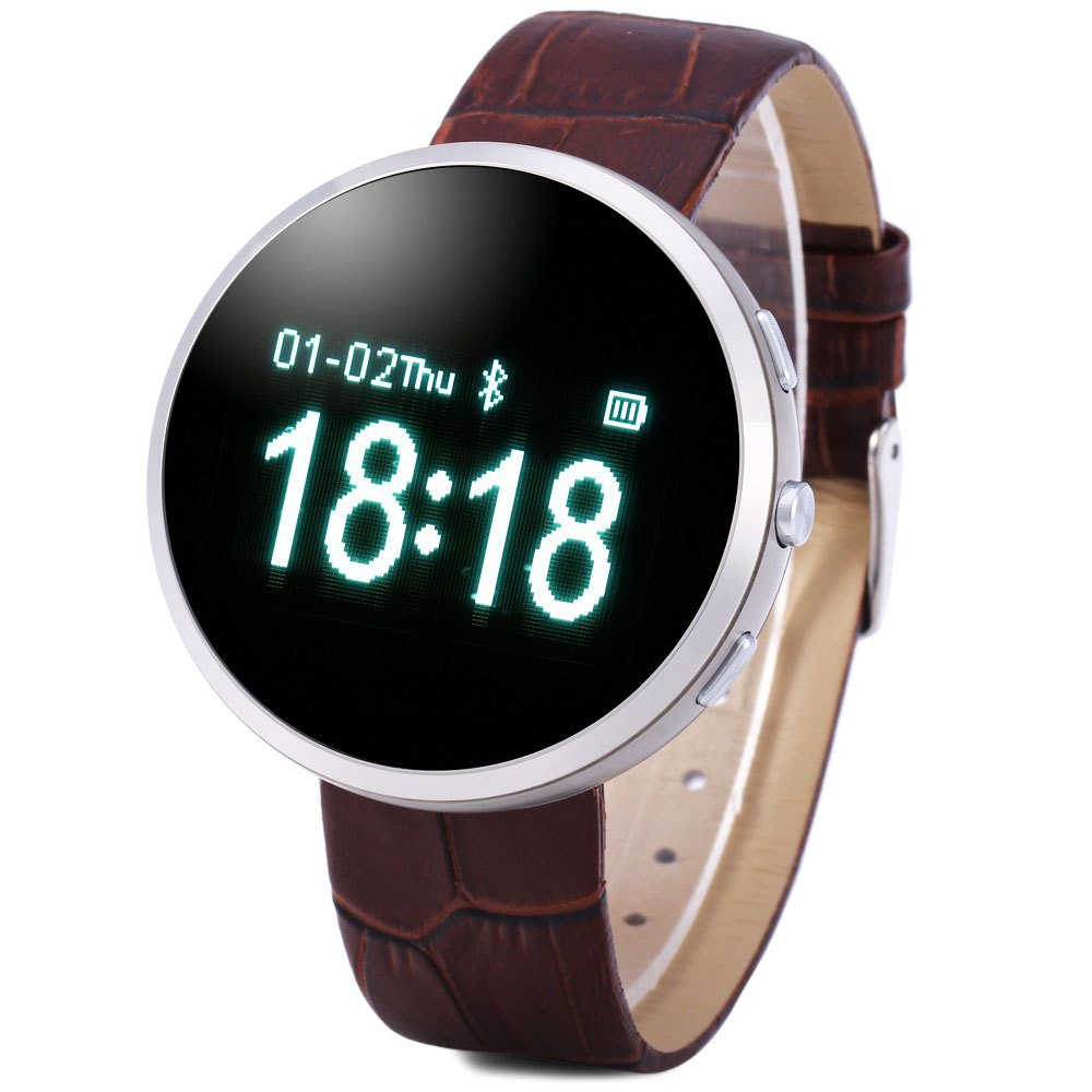 ФОТО Hot sale! Hot sale D360 Smart Watch Bluetooth 3.0 Find Phone Phonebook SMS Calls Reminder Romote Capture Pedometer Sleep Monitor
