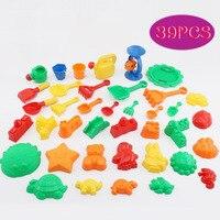 2016 Summer Hot Sell Children Beach Toy Set 39pcs Set Kids Pretend Play Toy