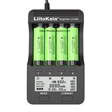New Liitokala Lii-500 LCD 3.7V 18650 18350 18500 16340 17500 25500 10440 14500 26650 1.2V AA AAA NiMH lithium battery Charger стоимость
