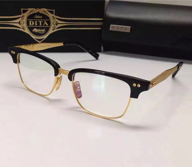 54638f2621a New arrival Dita Statesman Three Eyeglasses Frame Optical Glasses Brand  Prescription Eyewear Frames Square Face Vintage Myopia
