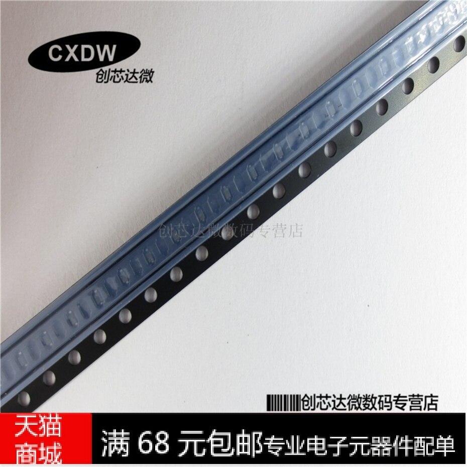 100pcs/lot RB520S-30 RB520S SOD-523 0603
