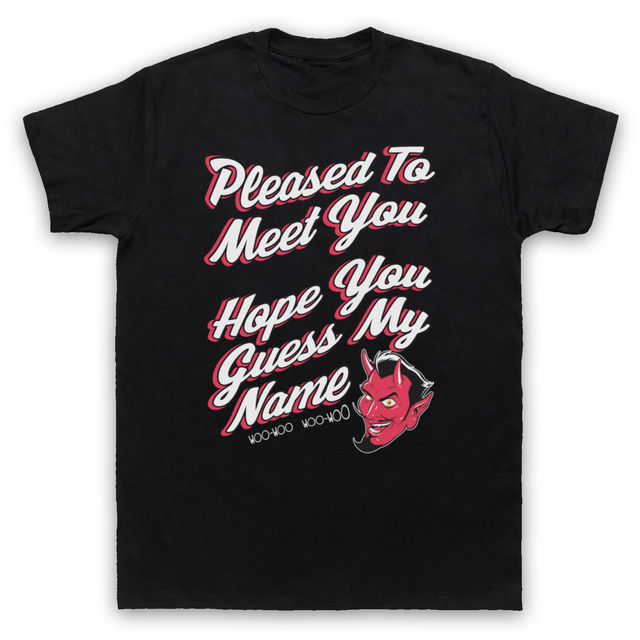 Womens T-Shirt ROLLING SYMPATHY FOR THE DEVIL STONES KNOW MY NAME T-SHIRT d297955f61