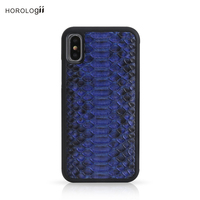 Horologii Elegant and luxury case for apple phone case iphone XS cover gift dropshipping service python cover case