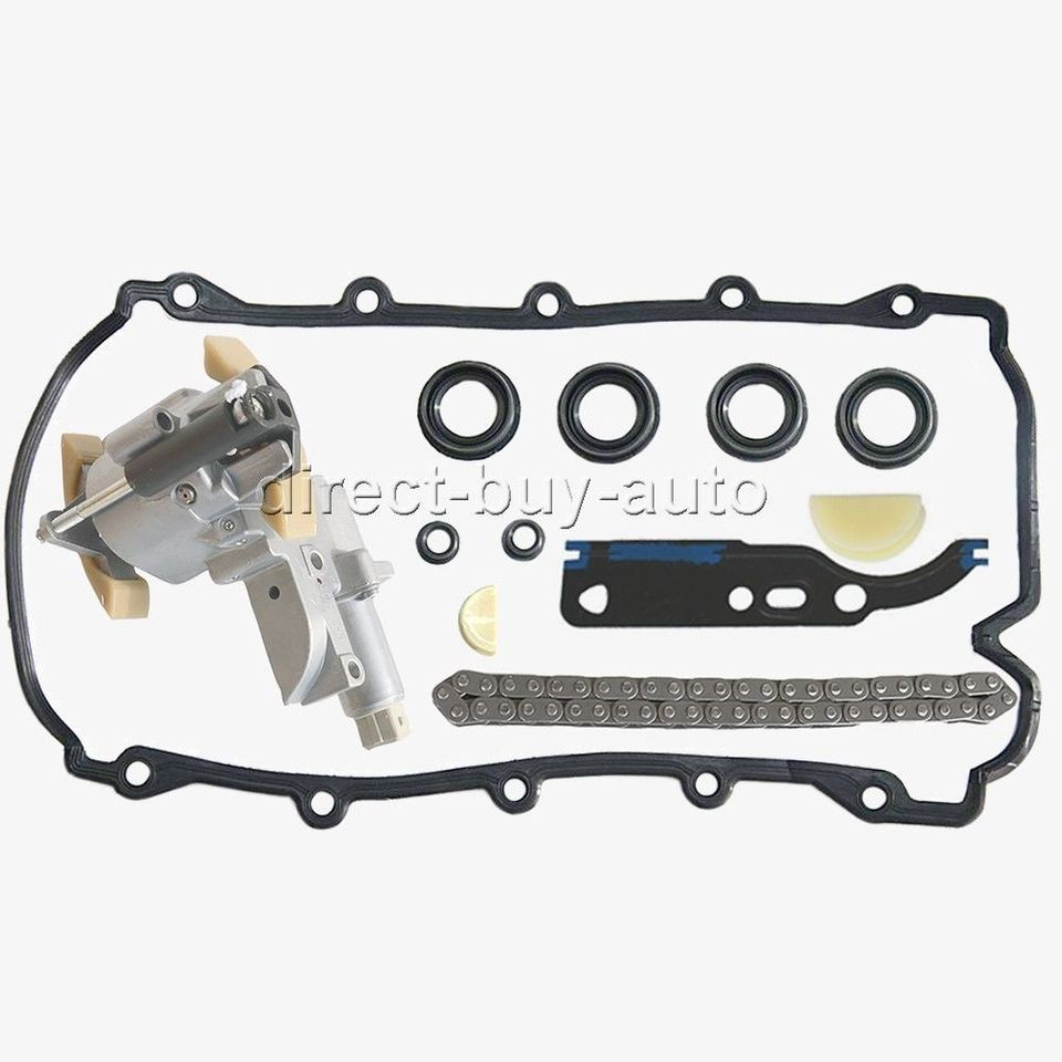 Gasket For VW Touareg AUDI A6 S6 A8 4.2 V8 Engine Timing Chain Tensioner Left