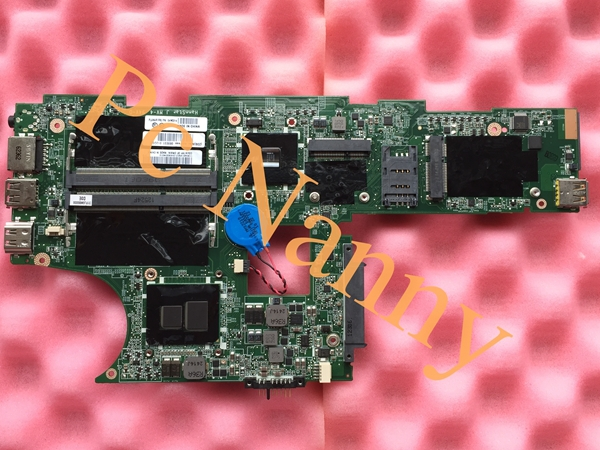 FRU:04W0314 DA0FL6MB8D0 For Lenovo E10 E11 X100E laptop motherboard i3-380M CPU Onboard.This item is 100% tested and working