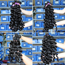 Loose Wave Human Hair Bundles