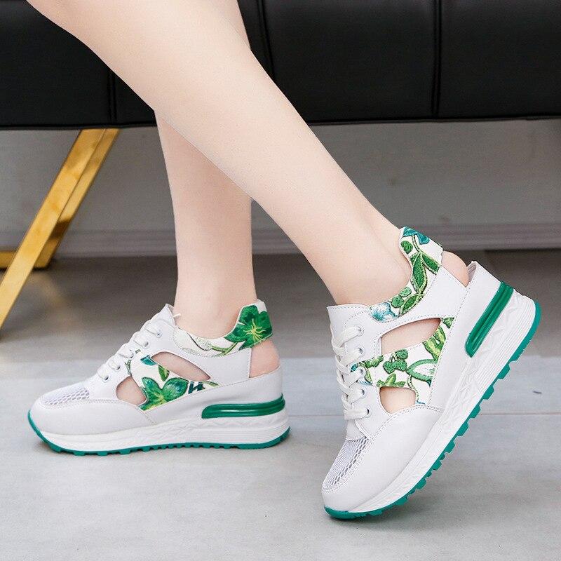 Femmes toile chaussures 2019 nouvelles femmes chaussures Sneakers femmes chaussures décontractées à lacets femmes chaussures