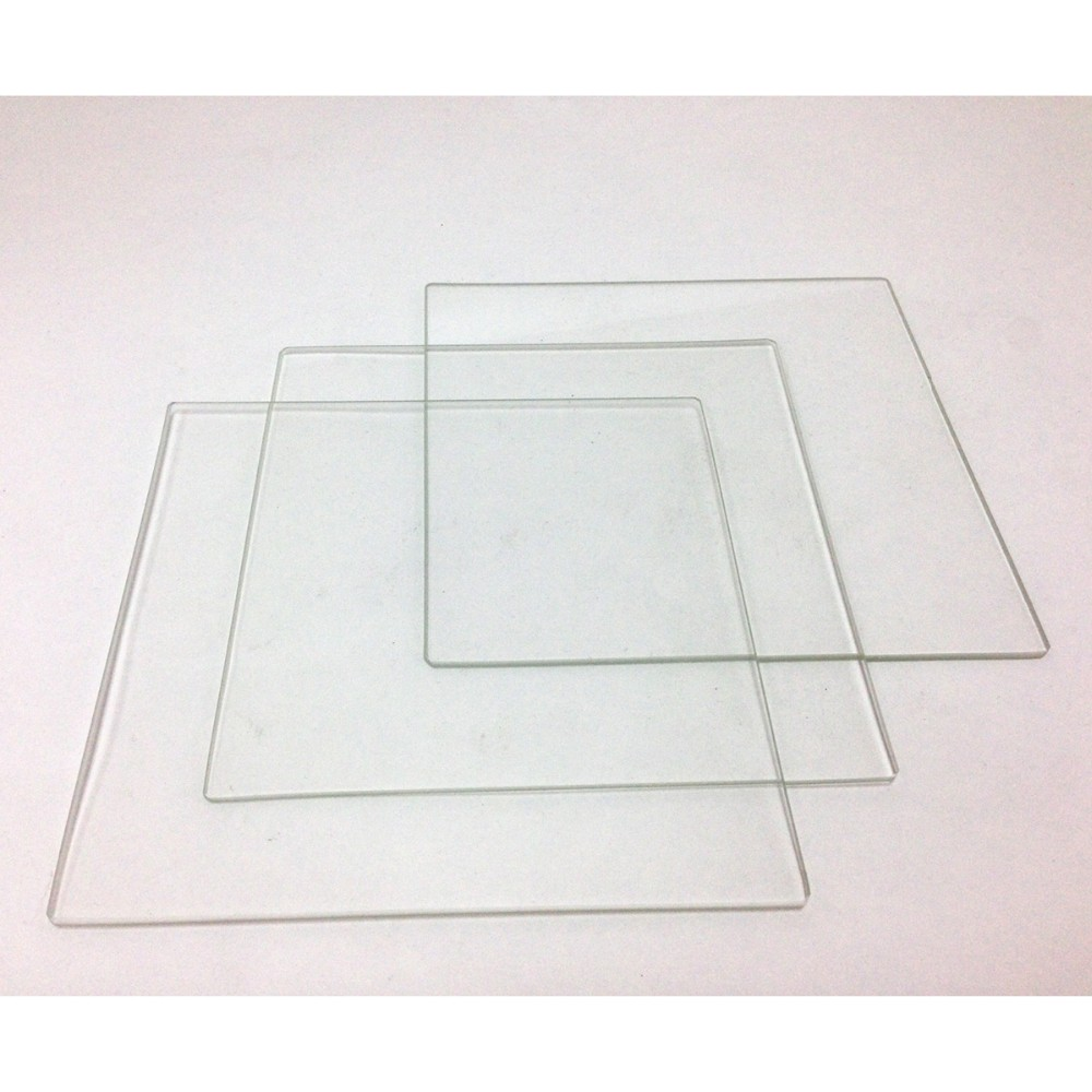 Horizon Elephant 3pcs <font><b>Velleman</b></font> K8200 BOROSILICATE <font><b>GLASS</b></font> PLATFORM 215 x 215 x 3 mm <font><b>for</b></font> DIY 3D <font><b>printer</b></font> <font><b>Glass</b></font> <font><b>panel</b></font> <font><b>for</b></font> <font><b>Velleman</b></font> K