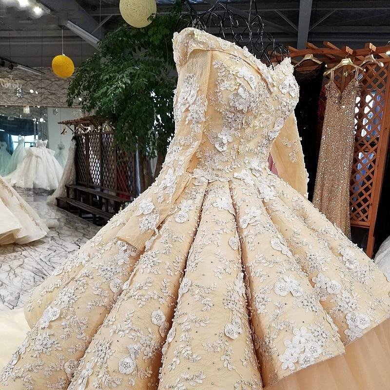 High-end personalizate de lux de nunta de tren de valuri Rochii de - Rochii de mireasa - Fotografie 5