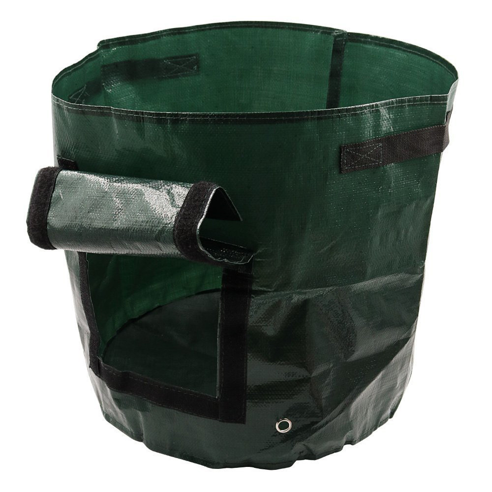 HTB1YCqBaUvrK1RjSspcq6zzSXXac - DIY Potato Grow Planter PE Cloth Planting Container Bag