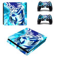Dragon Ball Z Sticker for PlayStation 4