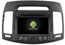 Android 8.1 quad core car dvd player media radio car audio wifi carplay gps tpms obd dvr headunit for HYUNDAI ELANTRA 2007-2011