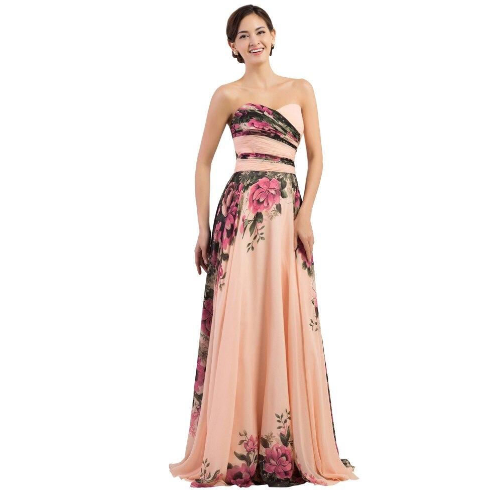 uzun abiye elbise strapless çiçek desenli şifon ,abiye elbise,kısa abiyeler,uzun abiye,online abiye,ucuz abiye