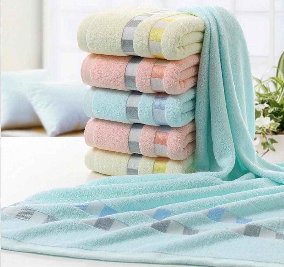 70140 cm 360g di lusso spessa cotone egiziano asciugamani da bagno solido spa