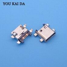 200 サムスングランドプライム 4 グラム G531 SM G531 G531F G531H マイクロ USB ジャックソケットプラグコネクタドック充電ポート交換