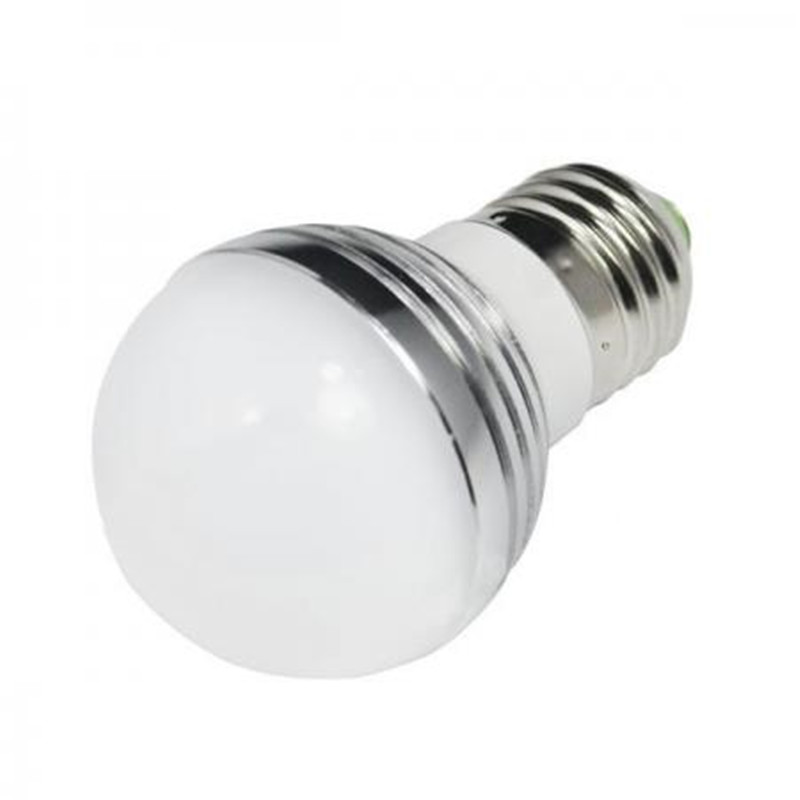 E27 RGB LED Bulb 18