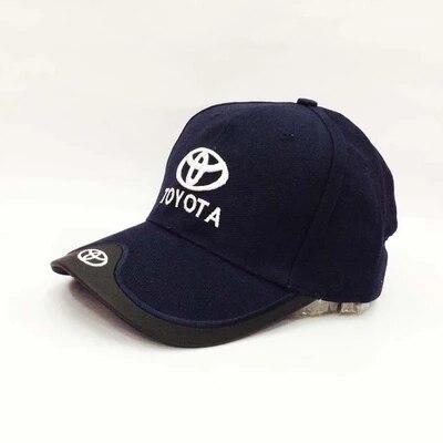 Prix pour Nouveau pour homme et woman4 couleurs Toyota Course casquettes de baseball Moto moto gp F1 Casquettes Chapeaux