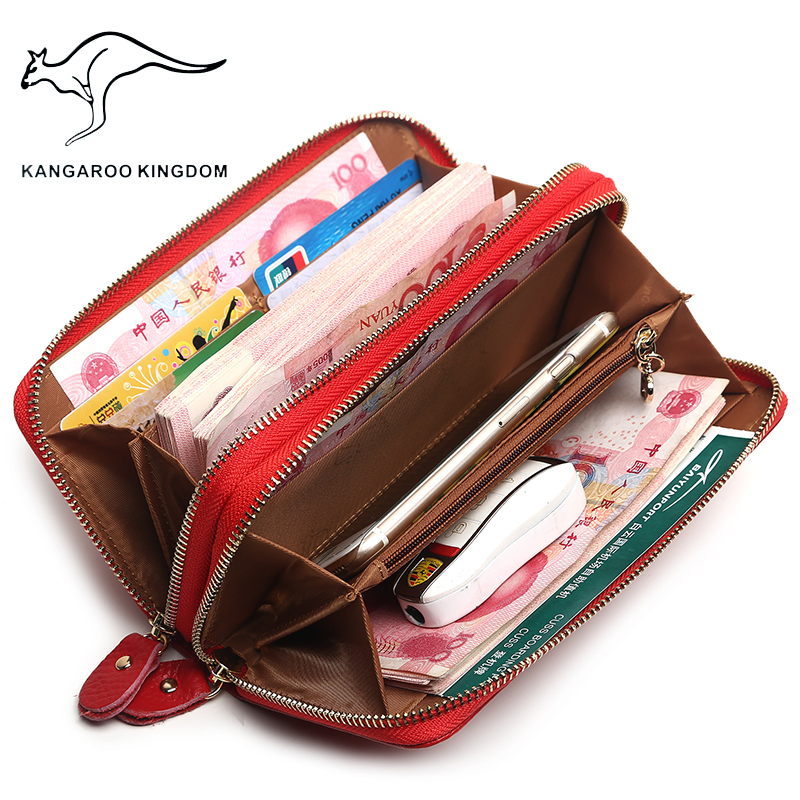 canguru reino longo da bolsa Color : Black, red, pink