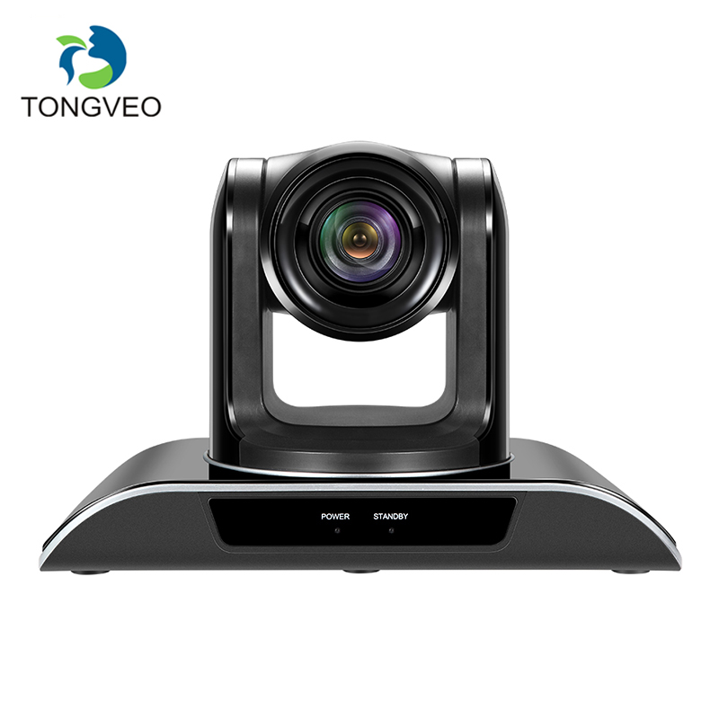 TONGVEO VHD203U Full HD 1080 20X Zoom CCTV PTZ Camera Video Conference Cam Webcam With USB 3.0 HDMI Output for Business Meeting image