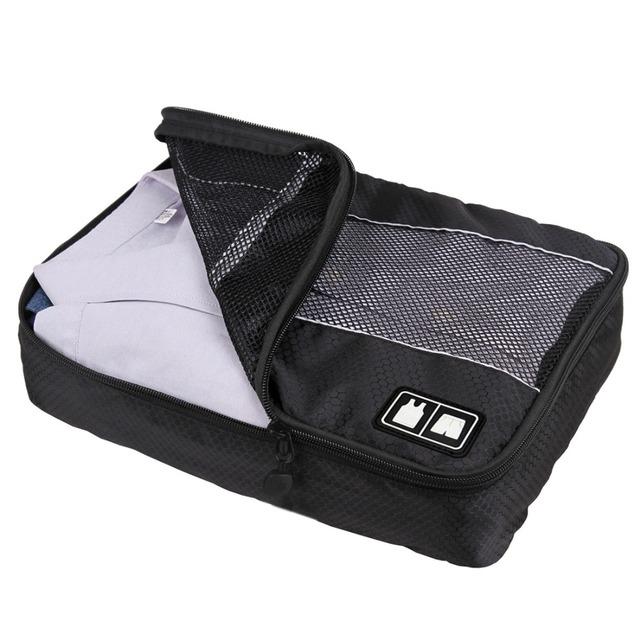 Nylon Packing Cubes, 3 Pcs
