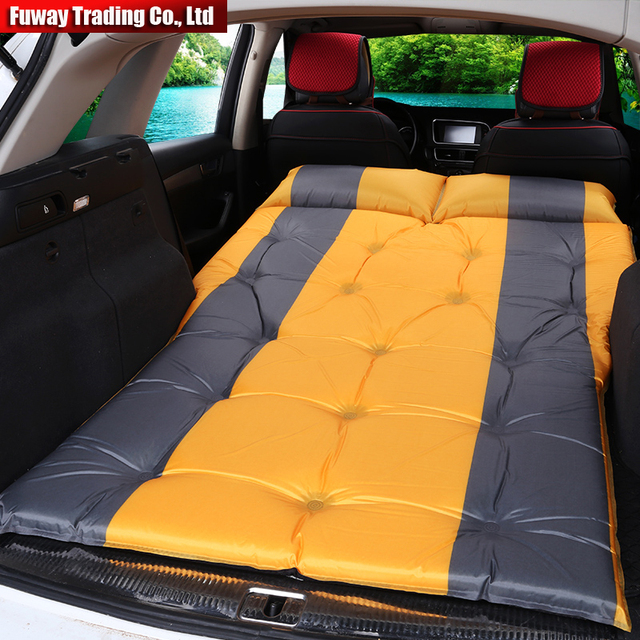 automatique gonflable voiture lit hayon voyage lit d 39 air matelas couvre reste pour ibiza vw golf. Black Bedroom Furniture Sets. Home Design Ideas