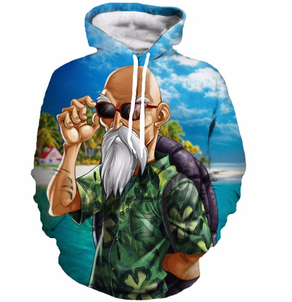 Dykhmily Men S-6xl Fashion Men Hoodies Hip Hop Spring And Autumn Jacket 3d Hoodies Funny Goku Dragon Ball Z Anime Chatacter Men's Clothing