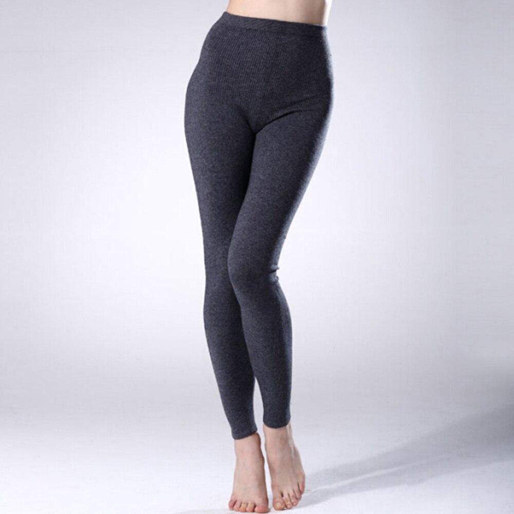 ¡Oferta! pantalones calientes de mujer, tejidos pantalones de Cachemira, leggings de lana de Invierno para mujer, pantalones cálidos estándar para chicas, envío gratis