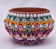 Quilling-outil de bricolage bricolage | 100 pièces, bandes Origami, fait-tout, créer des cadeaux, MDD88, tendance