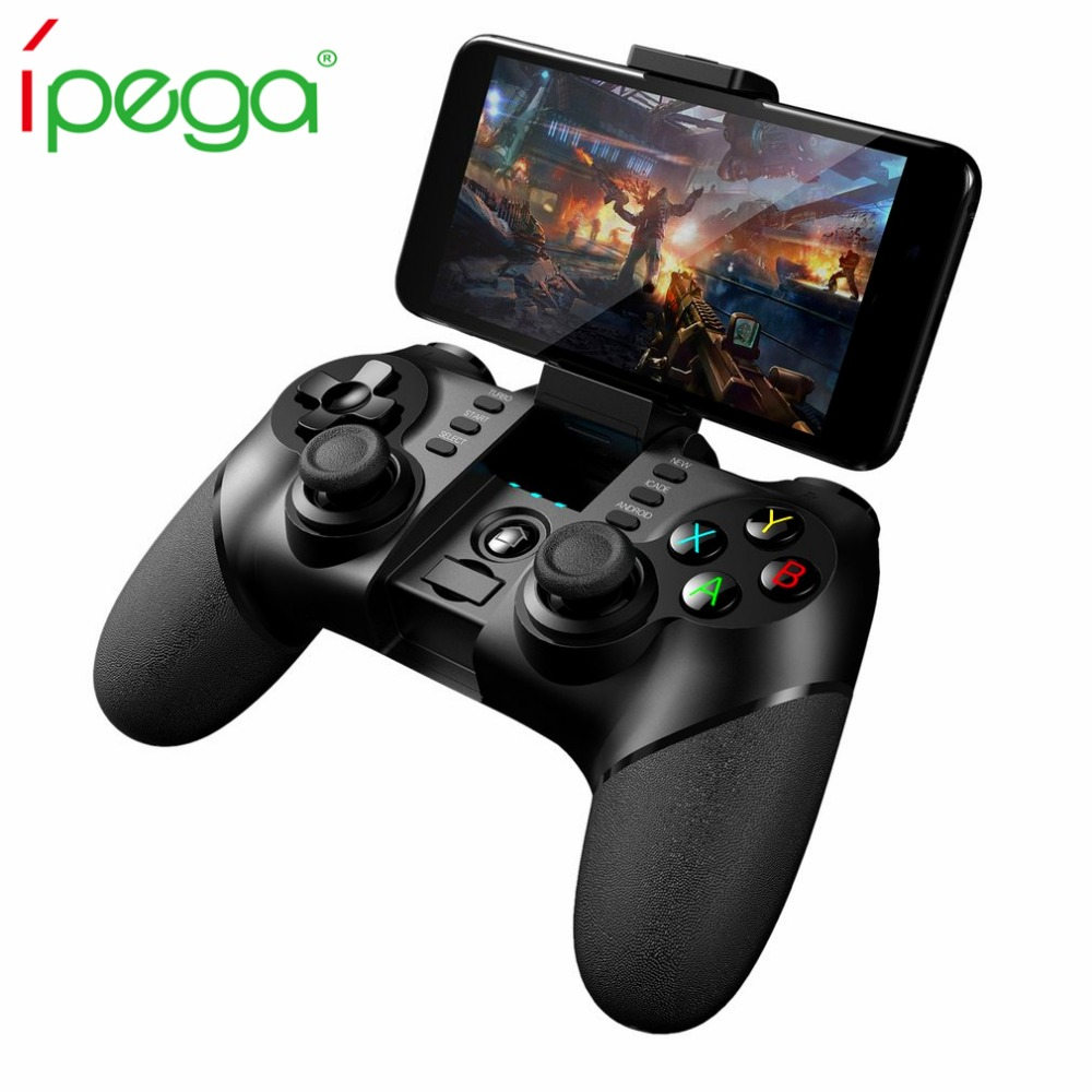 Ipega PG-9076 For PS3 Bluetooth Wireless Gamepad 2.4G Gaming Receiver Joystick Support A ...