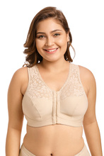 Plus Size Women's  Bra