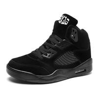 FOHOLA jordan retro back to the future shoes men krampon curry 4 uptempo lebron shoes li ning basketball Basket homme