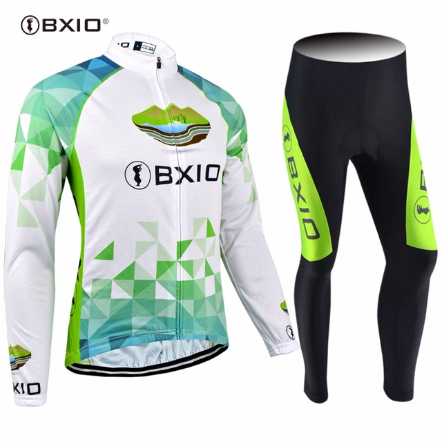 04ad26312 New Arrival BXIO Ropa Ciclismo Pro Team Bike Clothing Long Sleeve Women Cycling  Jerseys MTB Bicycle Sportswear 040