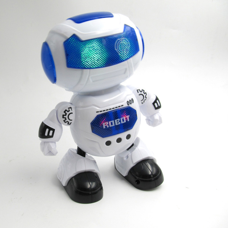 Mini Electric Robot/Pig Walking/Singing/Dance Boys/Girls Educational Music Children Toys 2-3-4-5 years old Birthday Gift A608