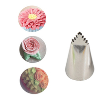 Russia Icing Piping Nozzles Leaves Tube Decorating Tip Icing Fondant Piping Decorating Nozzles Pastry Cake Decor Tool icing frosting decorating piping nozzles