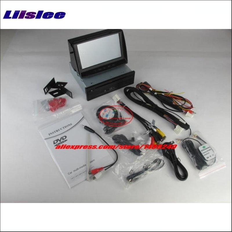 Liislee för land för Rover Discovery 3 / LR3 Bil DVD-spelare GPS - Bilelektronik