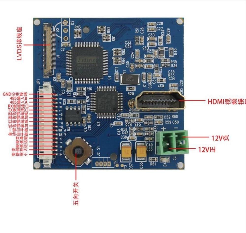 Sdi Control Panel Hd Camera Control Panel Fcb Ev7500 Ev7520 Control Panel