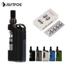 JUSTFOG Compact 14 Vape Starter Kit 1500mAh Battery 1 8ml Q14 Atomizer Tank fit 1 2ohm.jpg 220x220 - Vapes, mods and electronic cigaretes