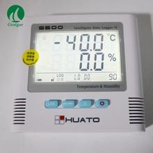 Buy GSM Temperature Data Logger Wireless S500-TH-GSM Large Record Capacity Temperatu