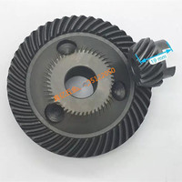 Spiral Bevel Gear replace For MAKITA 9069 9069S 9067L 226774 7 226773 9 226772 1 226771 3 227499 6 227500 7