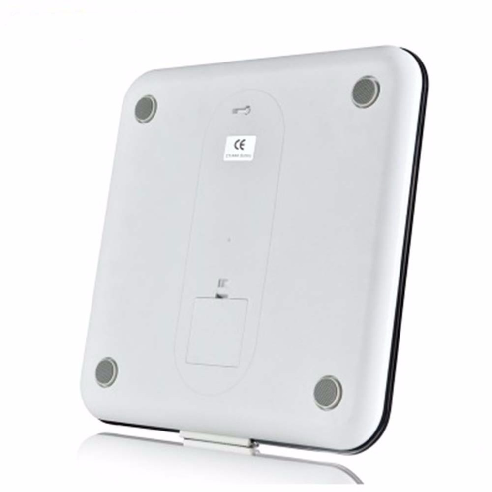 OL Smart Weight Scale Digital Health Tool Electric LED Bathroom Scale Bluetooth 4.0 Body Weight Index and APP Control