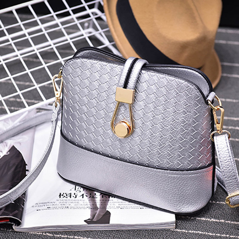 1 Pcs Women Lady Shoulder Crossbody Bag PU Leather Fashion For Mobile Phone Travel New