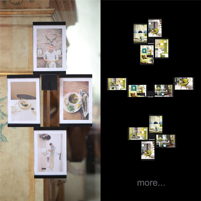 Ttlife Photo Frame Porta Retrato 5x7 Presente Criativo Partido Home Wall  Decor Diy Da Foto Da