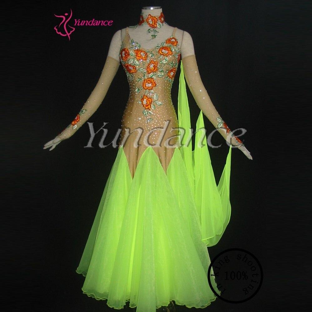 ad823ea351293 Özel yapılmış orta doğu taş kadınlar için arjantin tango dress satış b-10160