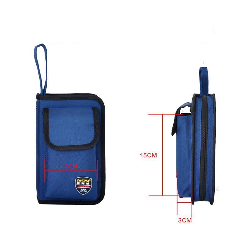 Small Size Hard Plate Kit Tool Bag Set Multifunctional Kit Bag Handbag