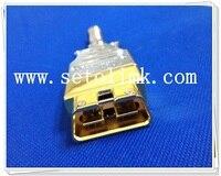 Только золотой покрытием OBDII 16 контактный штыревой разъем