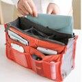 Gran maquillaje organizador bolsa de mujeres de los hombres bolsa de viaje ocasional multifuncional Bolsas de Cosméticos bolsa de almacenamiento de bolsa de Maquillaje bolsa