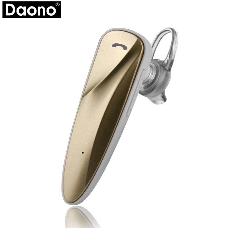 Stereo Mini Bluetooth Headset Wireless Earphone Hands Free Headphone with Mic for iPhone Samsung Note 7 LG HTC Laptop