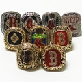 9pcs/set 1967 1983 1986 2004 2007 2013 Boston Red Sox championship rings replica drop shipping