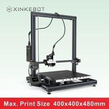XINKEBOT ORCA2 Cygnus Desktop 3D Принтер с Супер Плоским 4 мм Боросиликатного жаропрочного Стекла для Подогревом Кровать