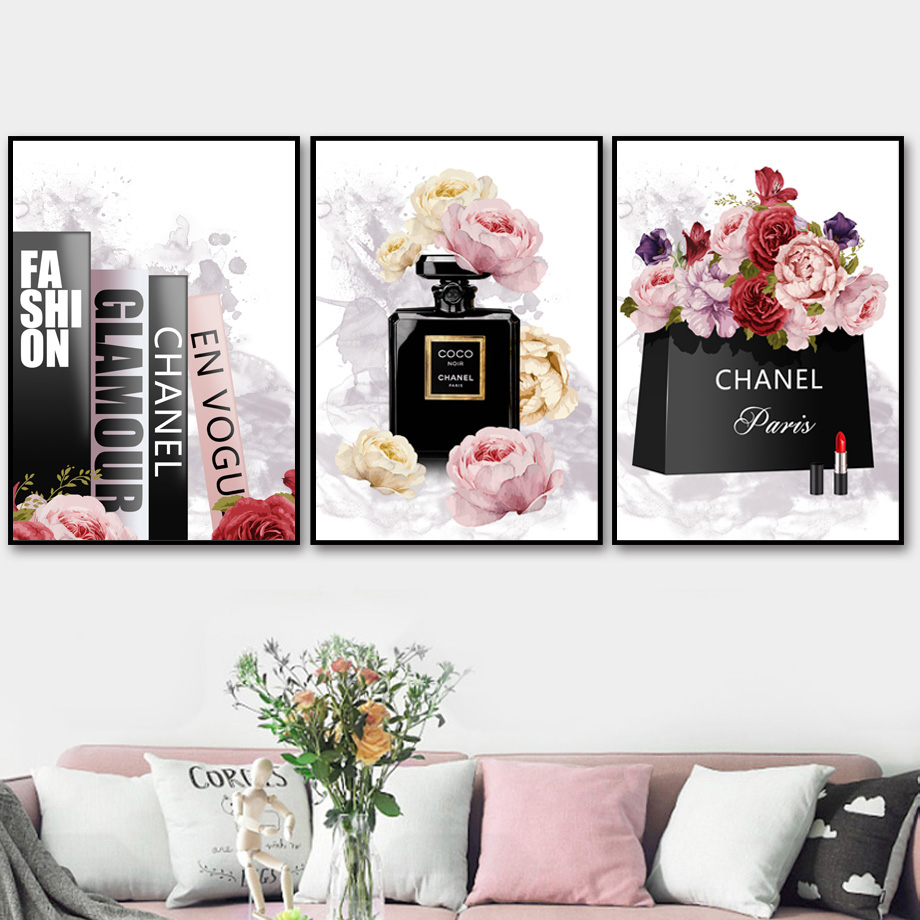 Wall, Posters, Prints, Perfume, Brand, For